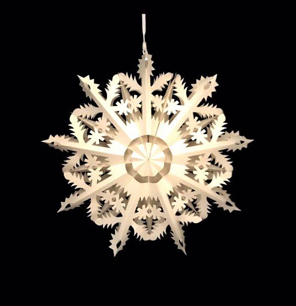 White Sydny Snowflake