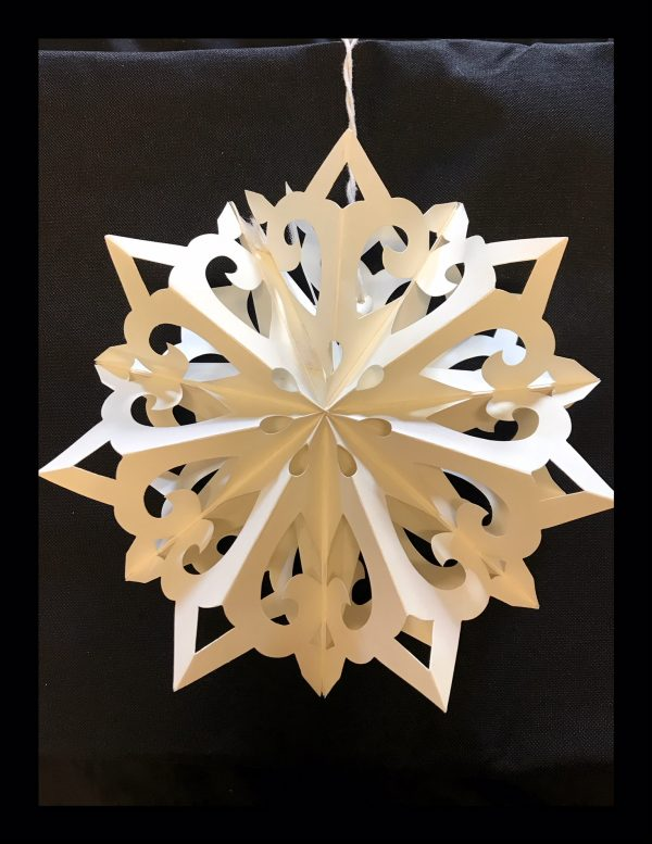 Small Snowflake 5