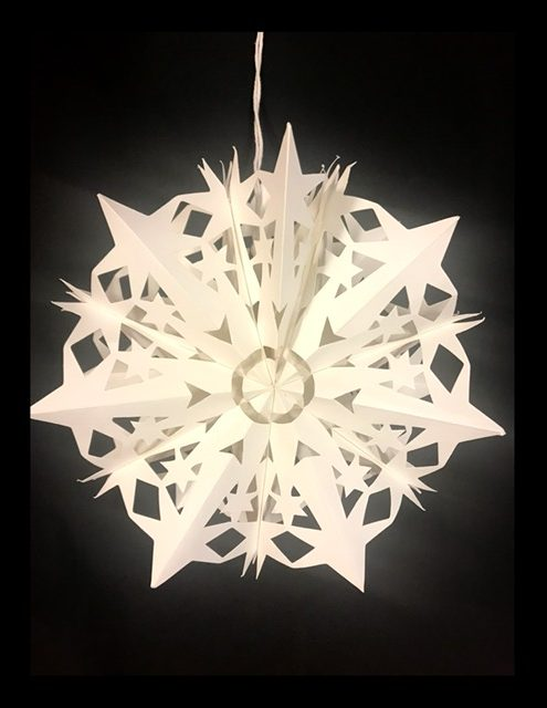 Small Snowflake 7